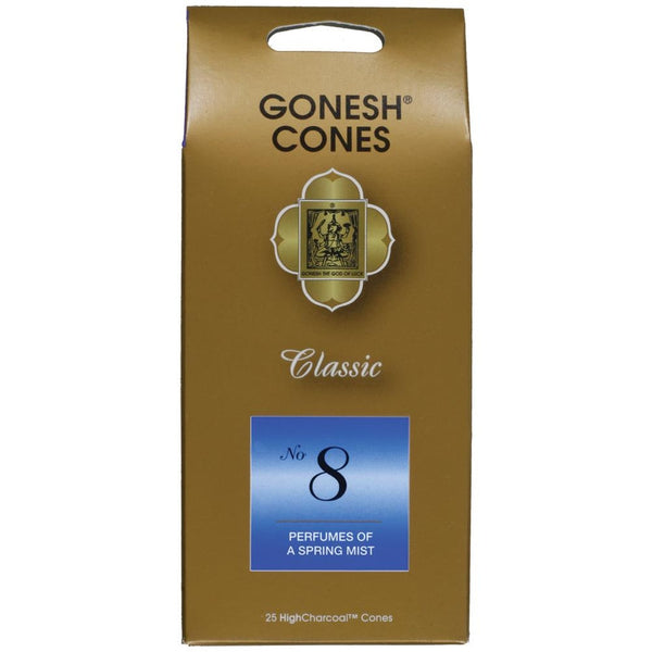 Gonesh - Variety Eight Incense Cones