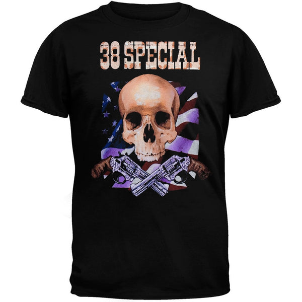 .38 Special - Skull Flag Guns 07 Tour T-Shirt