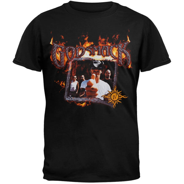 Godsmack - Photo Fire 06 Tour T-Shirt