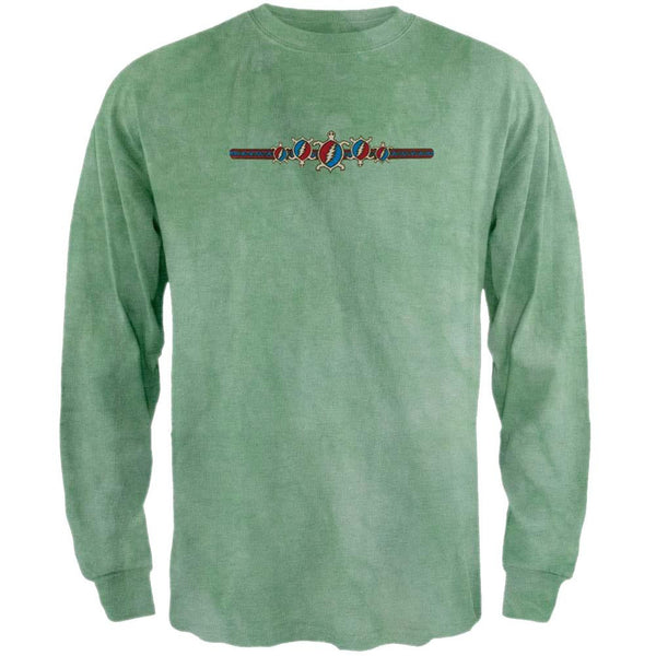 Grateful Dead - Interlocking Terrapin Youth Long Sleeve T-Shirt