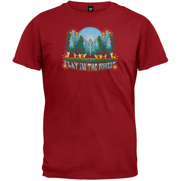 Little Hippie - Play In The Forest T-Shirt