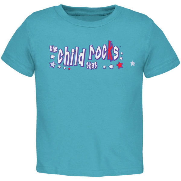 The Child That Rocks - Logo Infant T-Shirt