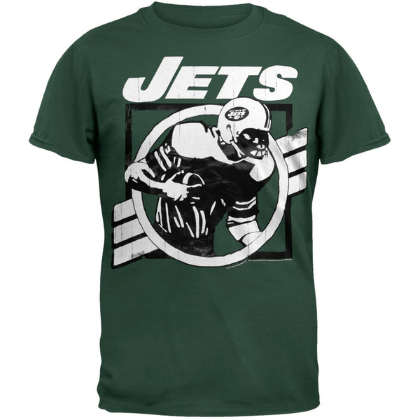 New York Jets - Action Crackle Soft T-Shirt