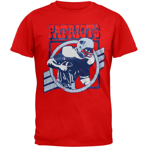 New England Patriots - Action Crackle Soft T-Shirt