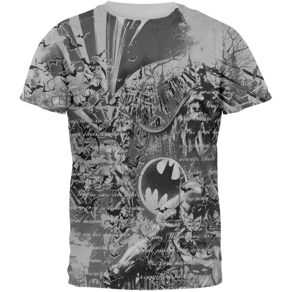 Batman - Batarang All-Over T-Shirt