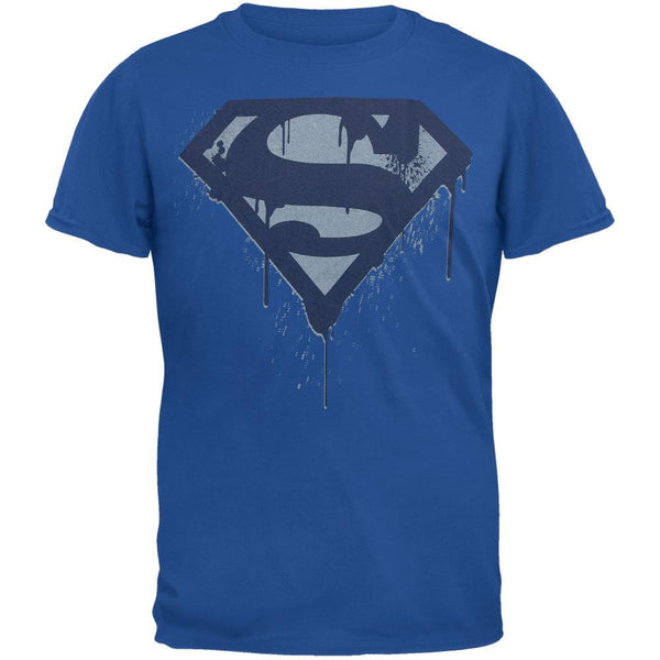 Superman - Dripping Logo Youth T-Shirt