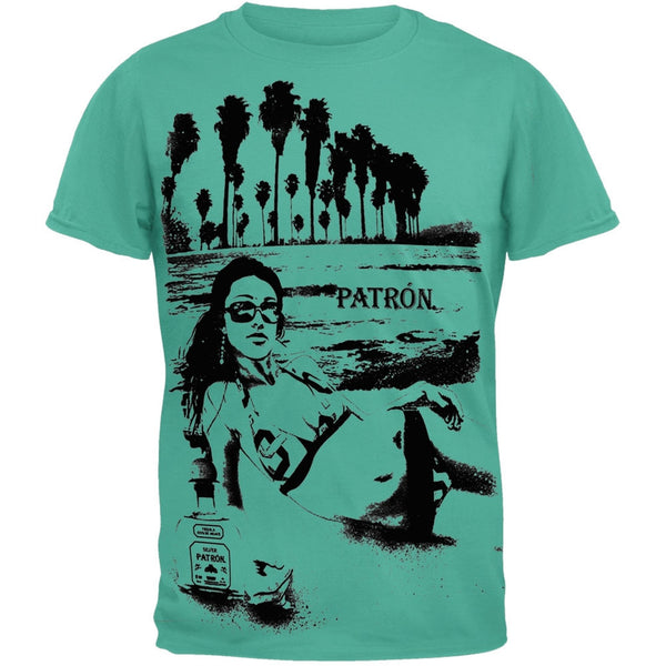 Patrón - Margarita All-Over Soft T-Shirt