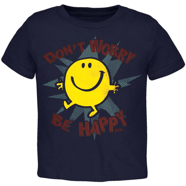 Mr. Men - Don't Worry Juvy T-Shirt