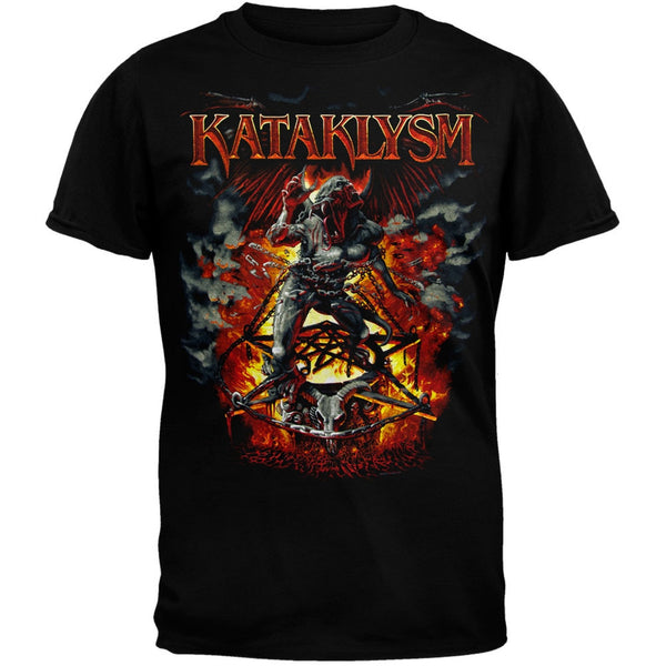 Kataklysm - Cross The Line T-Shirt