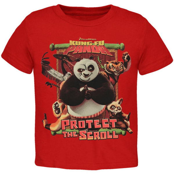 Kung-Fu Panda - Scroll Juvy T-Shirt
