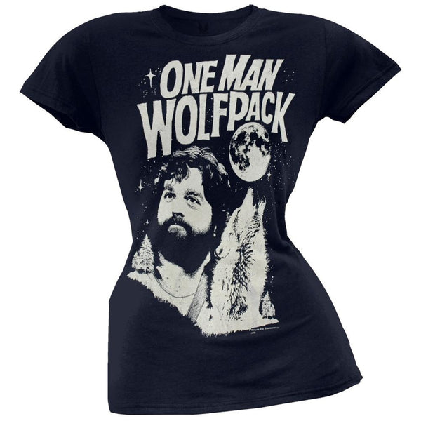 The Hangover - One Man Wolf Pack Juniors T-Shirt