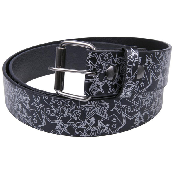 Star Sketches Leather Belt