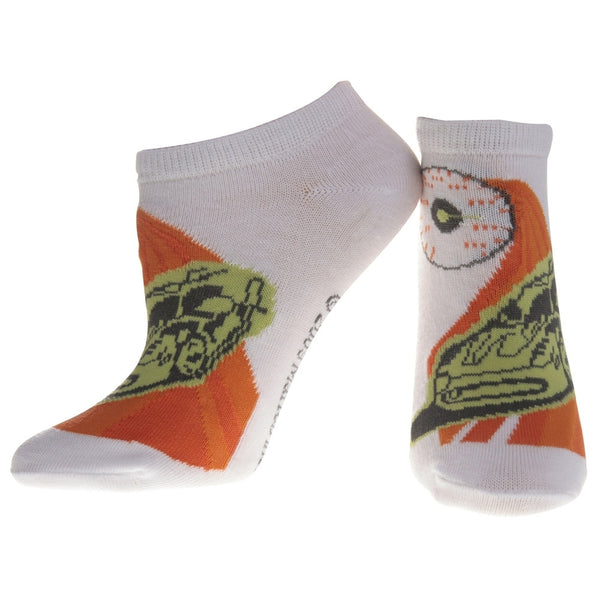 Hot Wheels - Speedometer White Socks