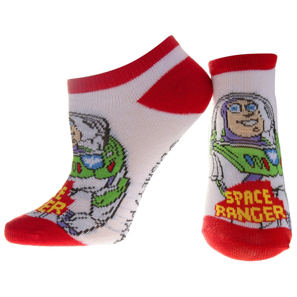 Toy Story - Space Ranger Red Socks