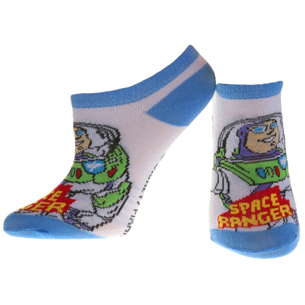 Toy Story - Space Ranger Blue Socks