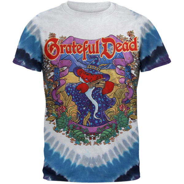 Grateful Dead - Terrapin Moon Tie Dye T-Shirt