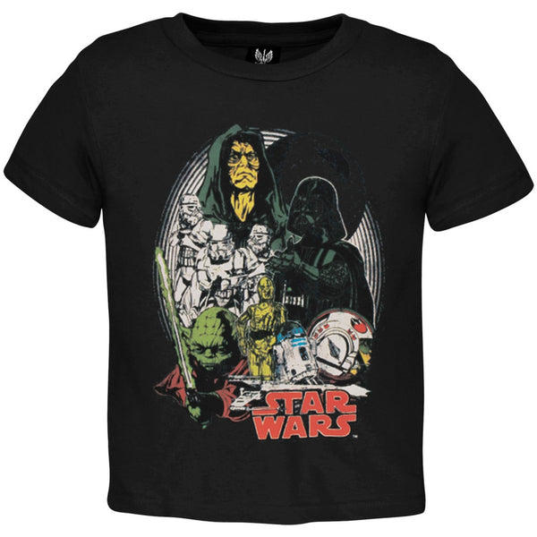 Star Wars - Bad Guys Juvy T-Shirt