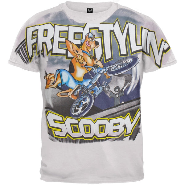 Scooby-Doo - Freestylin' Juvy T-Shirt