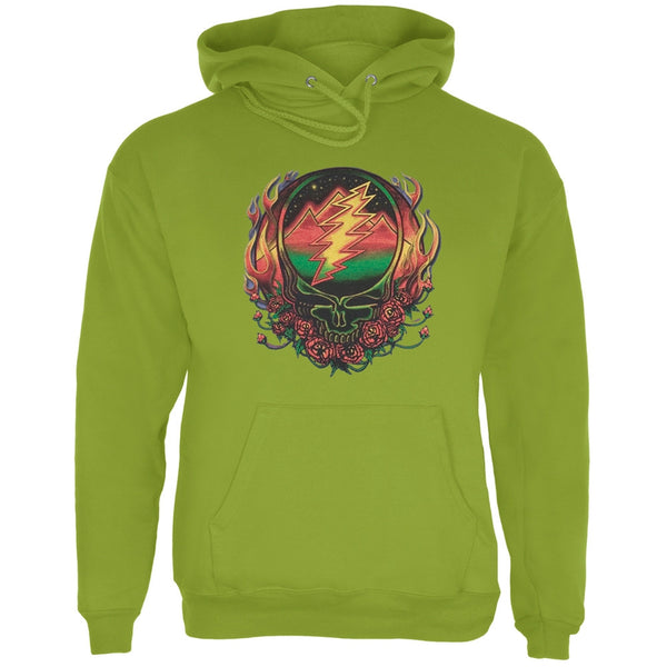 Grateful Dead - Scarlet SYF Green Adult Pullover Hoodie