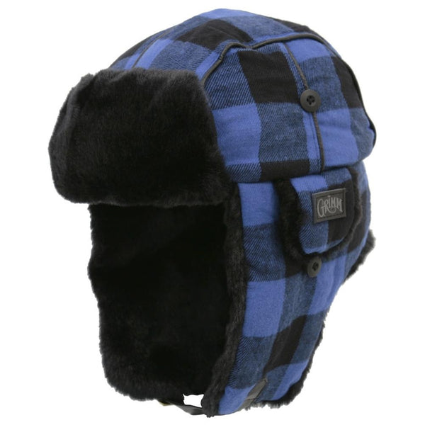 Peter Grimm - Rocket Blue Aviator Cap