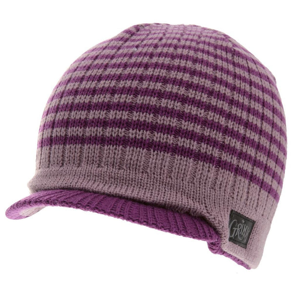 Peter Grimm - Tahoe Purple Knitted Cap