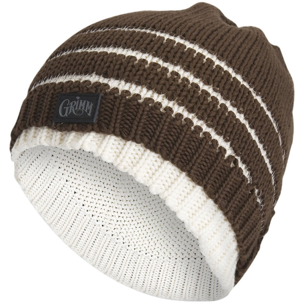 Peter Grimm - Alana Brown Knitted Cap