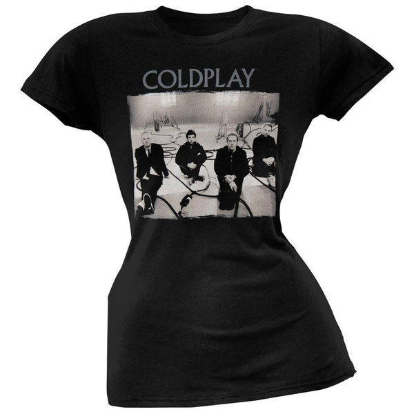 Coldplay - Square One Juniors T-Shirt