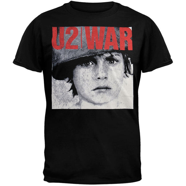 U2 - The Refugee Soft T-Shirt