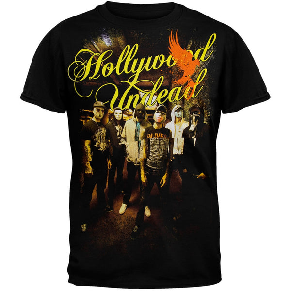 Hollywood Undead - Yellow Wood T-Shirt