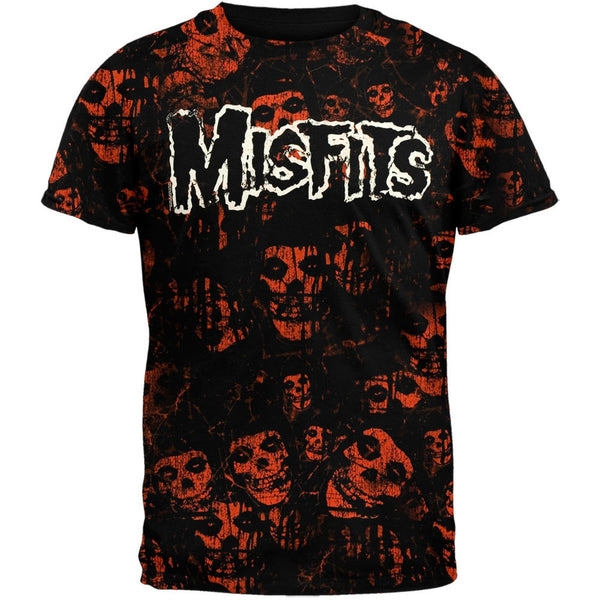 Misfits - Fiends All-Over T-Shirt