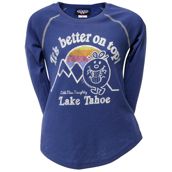 Little Miss - Better On Top Juniors Thermal