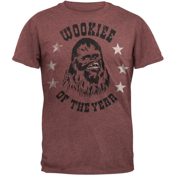 Star Wars - Wookie Of The Year Soft T-Shirt
