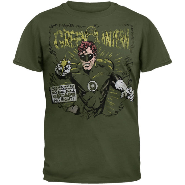 Green Lantern - Brightest Day Darkest Night Soft T-Shirt