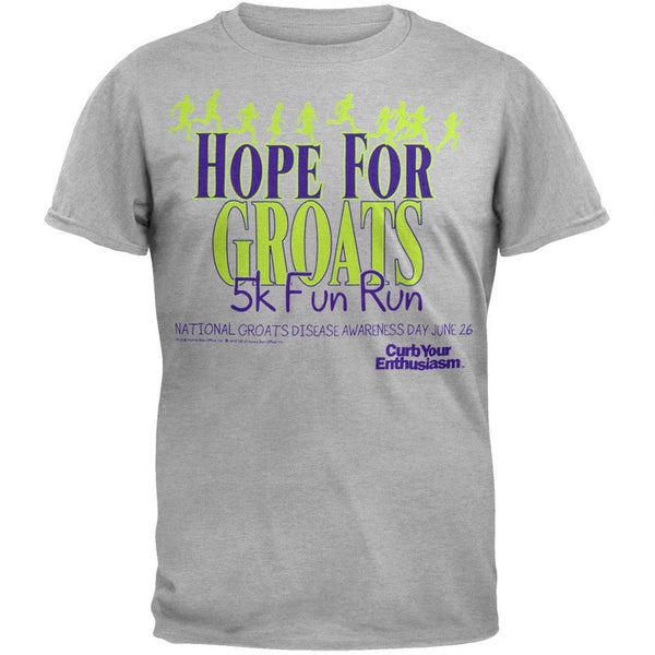 Curb Your Enthusiasm - Hope For Groats Soft T-Shirt