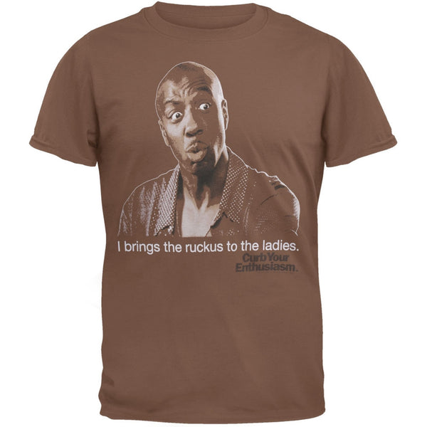Curb Your Enthusiasm - I Bring The Rukus Soft T-Shirt