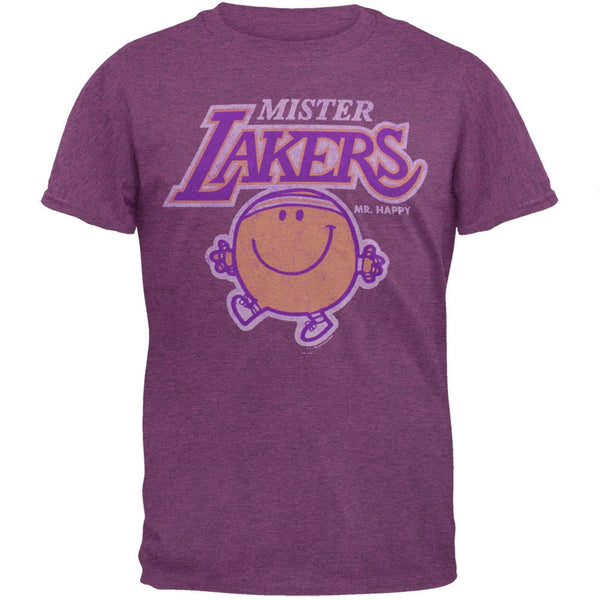 Mister NBA - Mister Lakers Soft T-Shirt