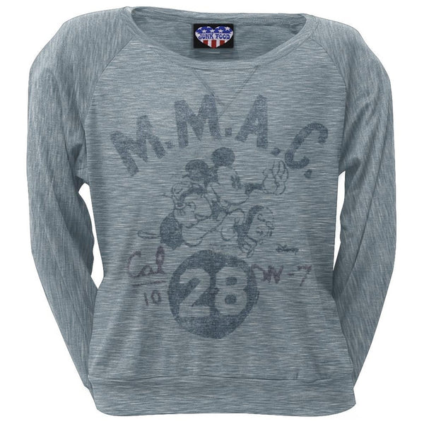 Mickey Mouse - MMAC Juniors Long Sleeve T-Shirt