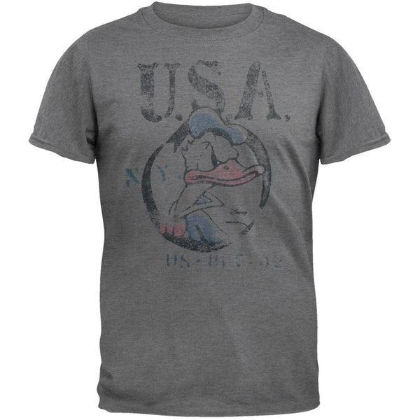 Donald Duck - USA Soft T-Shirt