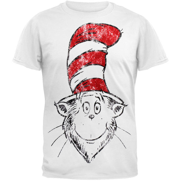 Dr. Seuss - Big Cat Hat T-Shirt
