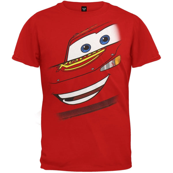 Cars - Mcqueen Face Juvy T-Shirt