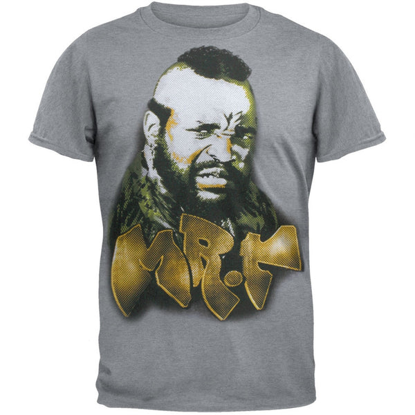 Mr. T - Grafitti Soft T-Shirt