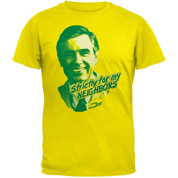 Mr. Rogers - For My Neighbors Soft T-Shirt
