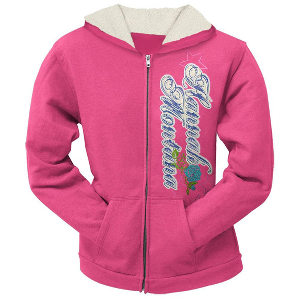 Hannah Montana - Sweet Song Girls Youth Zip Hoodie