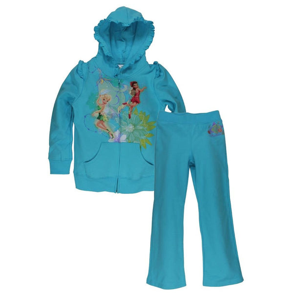Disney Fairies - Fairy Fun Girls Juvy Jogging Set