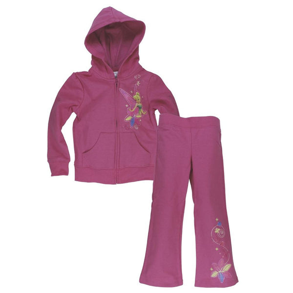 Tinkerbell - Fairy Dream Girls Juvy Jogging Set