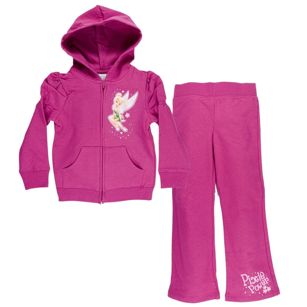 Tinkerbell - Pixie Power Girls Juvy Jogging Set