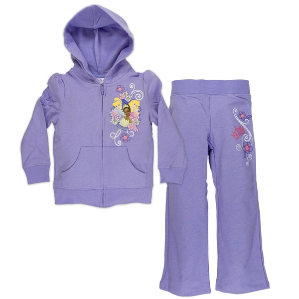 Disney Princesses - Garden Girls Juvy Jogging Set