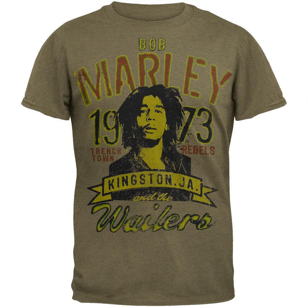 Bob Marley - Kingston Sheer Soft T-Shirt