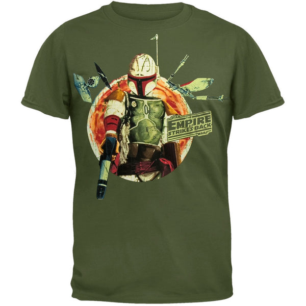 Star Wars - Planet Rock Soft T-Shirt