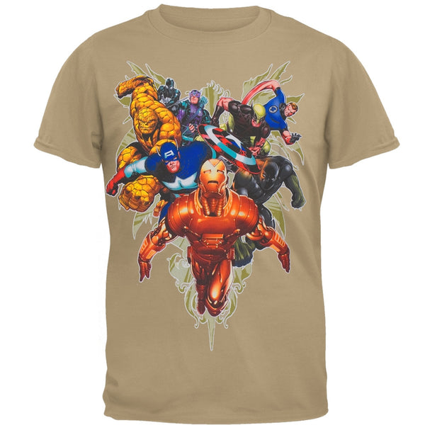 Marvel Heroes - Wing Ding T-Shirt